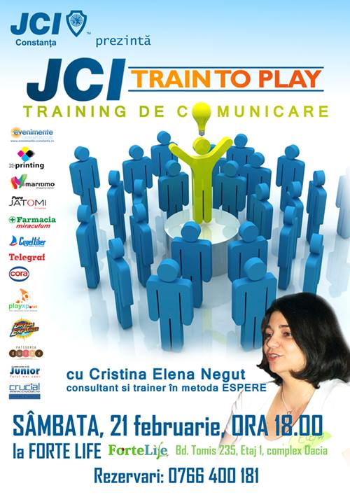 JCI Train to Play