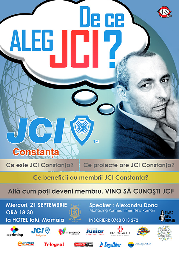 Meet JCI - septembrie 2016