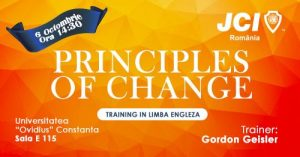 Principles of Change