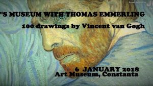 100 Drawings by Vincent van Gogh