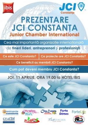 Prezentare JCI Constanta 11.04.2013