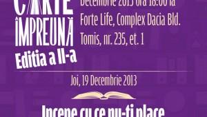 20131219 - Sa citim o carte impreuna editia a 2-a