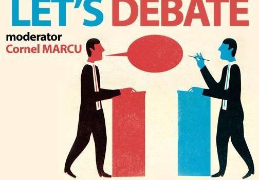 Let's debate!