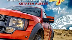 JCI PLAY 4x4 - Editia a 10-a - Pe urmele grecilor - Cetatea Albesti - off-road business networking session by JCI ConstantaJCI Constanta
