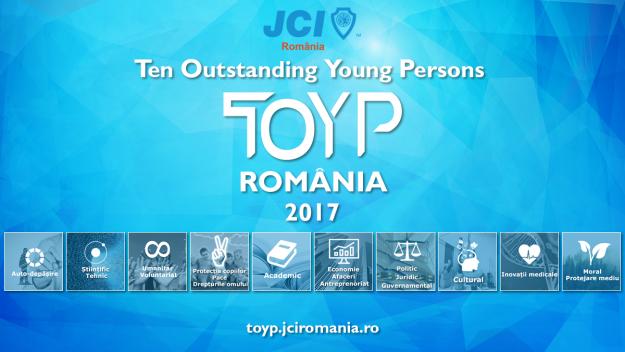 JCI Romania - TOYP 2017