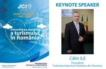 Călin ILE keynote speaker