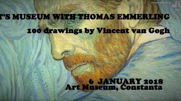 100 Drawings by Vincent van Gogh