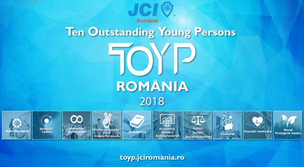 JCI TOYP Romania 2018